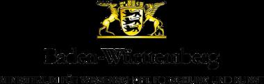 Baden-Württemberg Ministerium fuer Wissenschaft Forschung und Kunst Logo