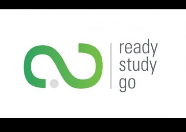 Ready Study Go Logo