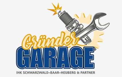 Logo Gruendewrgarage