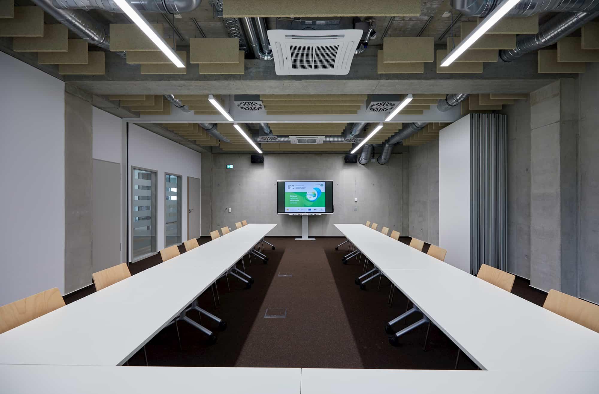 Foto IFC Konferenzraum