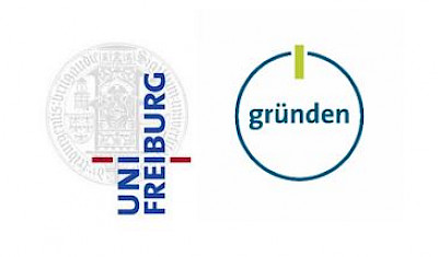 Logo Uni Freiburg Gründerbüro