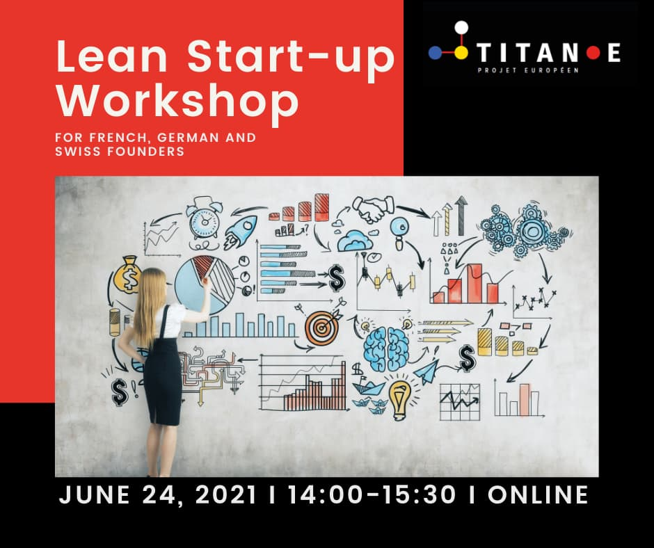 Logo Lean Start-up Titan-E