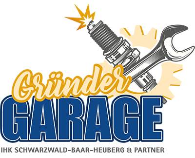 Logo Gruendergarage